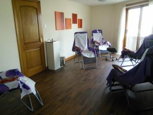 ITC Community Acupuncture Room