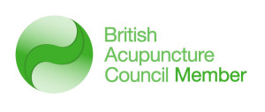 British Acupuncture Council Member logo