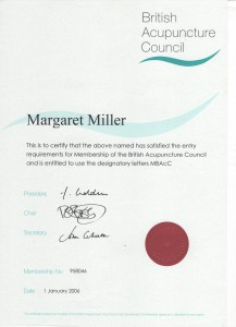 British Acupuncture Council